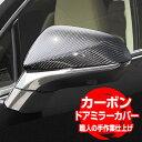 カーボン ドアミラー カバー ウェットカーボン仕上げ FRP製 車種専用設計【BALSARINI 仕様】PRIUS プリウス 30系 / PR…