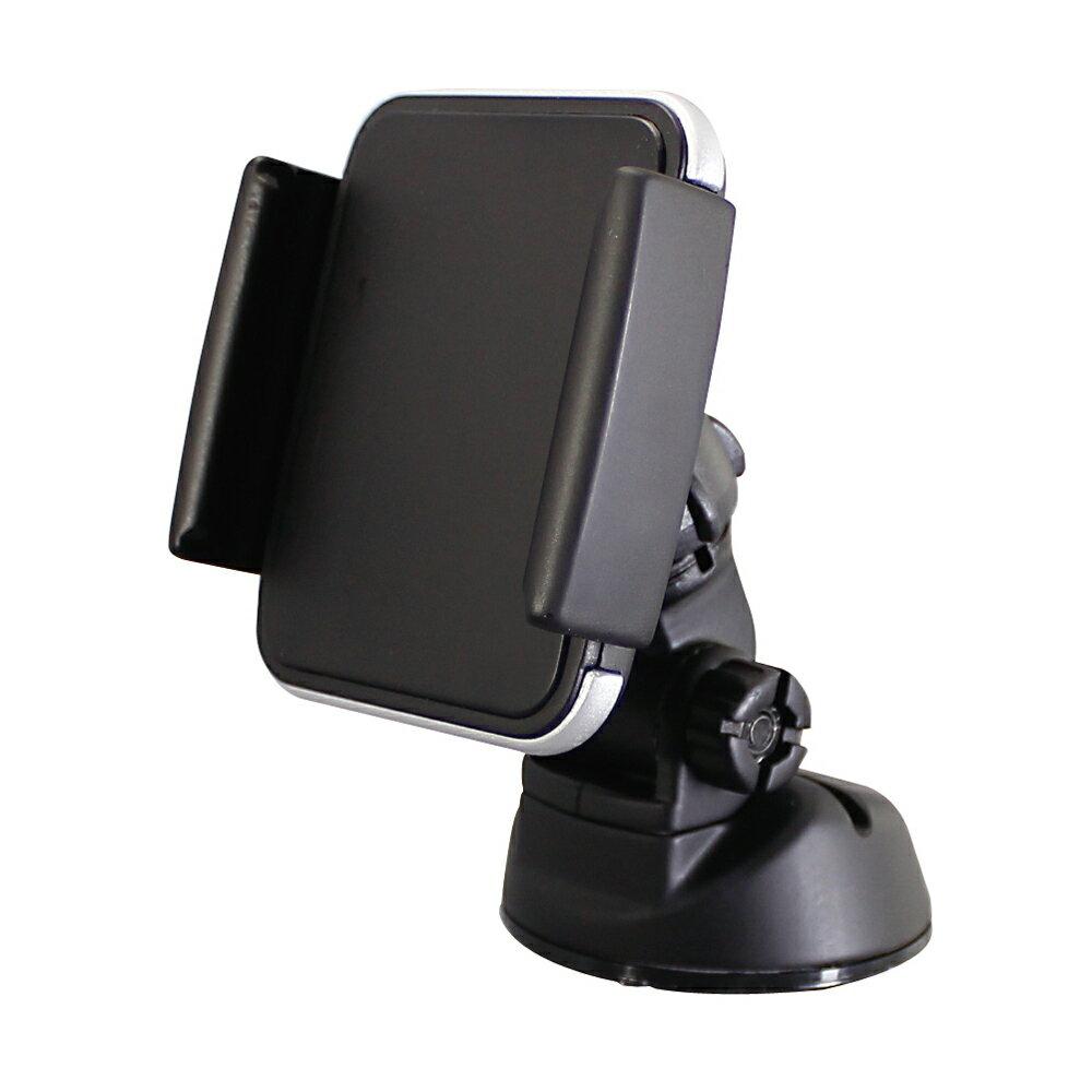 スマートフォン 車載 卓上 スタンド ホルダー【iPhone 8 8Plus X φ60ミニ吸盤タイプ φ65貼付ベース付属】アイフォン アンドロイド スマホ カバー付きOK 厚み2ミリまで 槌屋ヤック PF-331