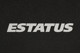 貼り付けると立体感のある切抜きタイプのESTATUS(エステイタス)ステッカー(Mサイズ)