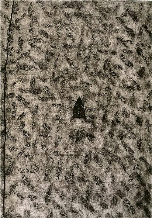 筆塚稔尚、時の回廊—5、版画/木版画