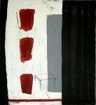 原陽子、TheWorld'sMyOysterSoup、版画/銅版画
