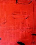 原陽子、消尽したもの#5、版画/銅版画