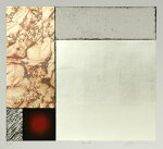 中澤愼一、Ratio8、版画/銅版画、水金箔、虹彩箔