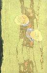 朴再英、ひととき、版画/水性木版画