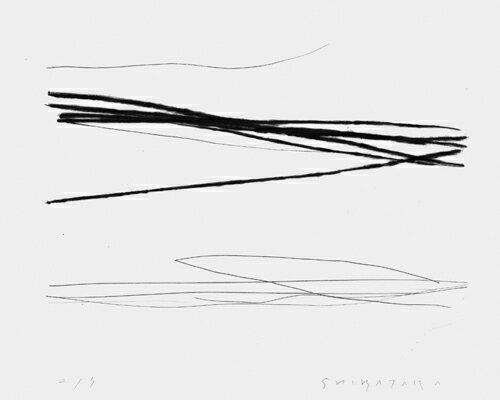 芝高康造、draw.B、版画/銅版画