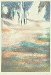 版画/木版画木村繁之空林モダンアート送料無料※この商品を大幅値引き表示している偽サイトがありますのでご注意下さい。
