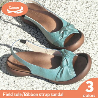 Canoe カヌーフィールドリボンス strap Sandals Womens /FL106LW / regatta