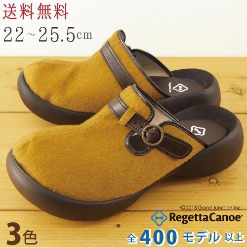 RegettaCanoeエッグヒール/ベルトサボサンダル/日本製/リゲッタカヌー公式/CJEG5290