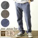 《50%OFF/SALE》 【m.c.apache】ジャズネップロイヤルトラウザー メンズ クラシカル 日本製 スーパーセール