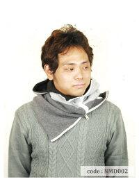 ホッカムリ/ネックウォーマー/Nomado/ノマド/HOT-KAMURI/マフラー/3-TONE/防寒マスク/日本製