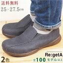 リゲッタ/靴/メンズ/ストレートモカシューズ/ローファー/モカシン/カヌー/リゲッタ/ Regeta Re:getA /日本製 / 正規取扱店/JPR005