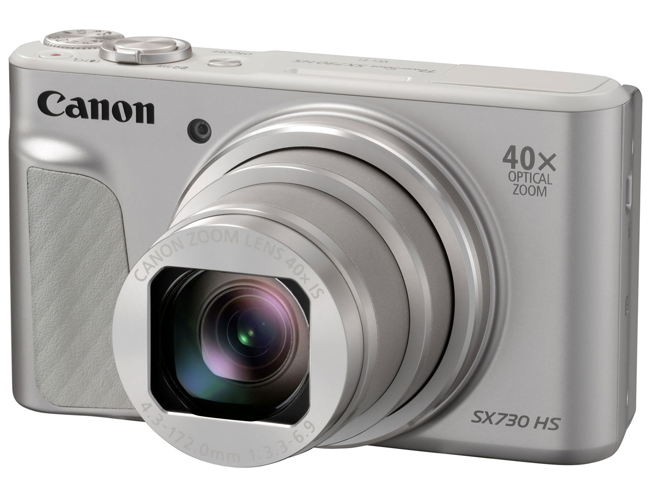 展示品 Canon PowerShot SX730 HS シルバー 在庫有り