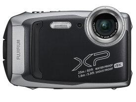 新品 FUJIFILM FinePix XP140 ダークシルバー 有効画素数 1635万画素 防水 光学ズーム5倍 在庫有り フジ