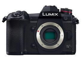 新品 Panasonic LUMIX DC-G9 ボディ ブラック パナソニック