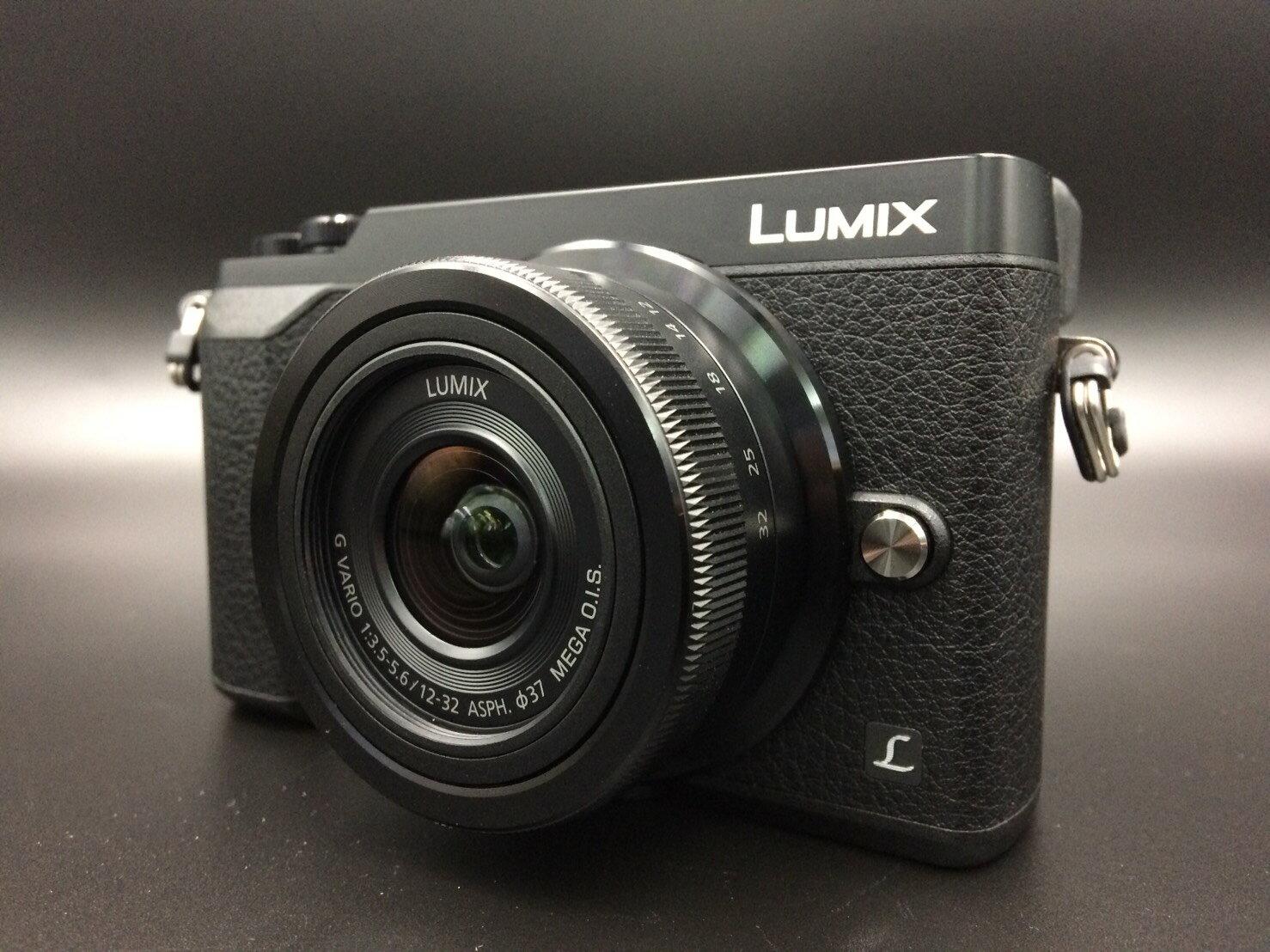 展示品 Panasonic パナソニック LUMIX DMC-GX7MK2K-K 標準ズームレンズキット [ブラック] メーカー保証1年付