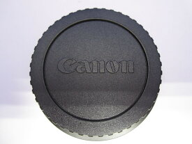 Canon キヤノン リアキャップ レンズダストキャップE レンズ用 新品-未使用品 純正品 メール便送料無料