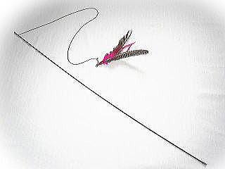 Da Bird ダ・バード 本体・セットタイプ 1本(猫用じゃらしおもちゃ)【楽ギフ_包装】【楽ギフ_メッセ】