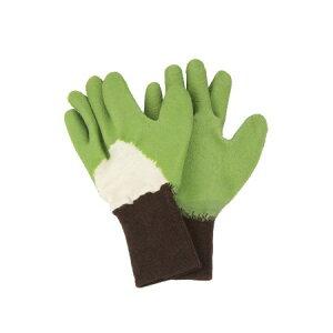 セフティー3 トゲがささりにくい手袋 GR M【花 ガーデニング 園芸用品 保護具 補助具 ガーデンウェア ガーデングローブ手袋】