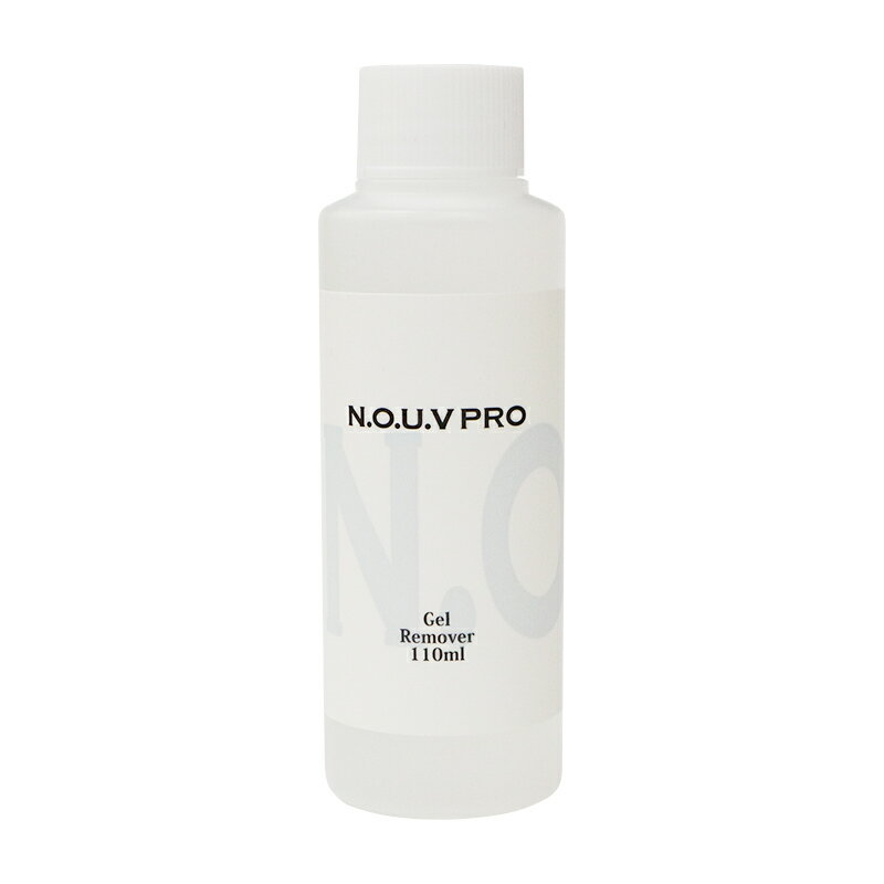 NOUV Pro (ノーヴプロ) ジェルネイル ジェルリムーバー 110ml 【ネコポス不可】