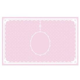 セレクション シリコンマット表面コートピンク【ネコポス不可】