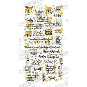 TSUMEKIRA ツメキラ ネイルシール 【noble】Grunge-ish グランジッシュ ジェル専用 NO-GRU-101 【ネコポス対応】【メーカー取寄せ】