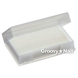 Nails Magic (ネイルズマジック) ネイルチップケース ホワイト 【ネコポス対応】