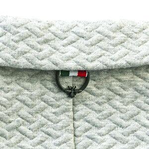 3Dキルトジャガードジャケット秋冬ニットジャージストレッチl60206G-stageジーステージ