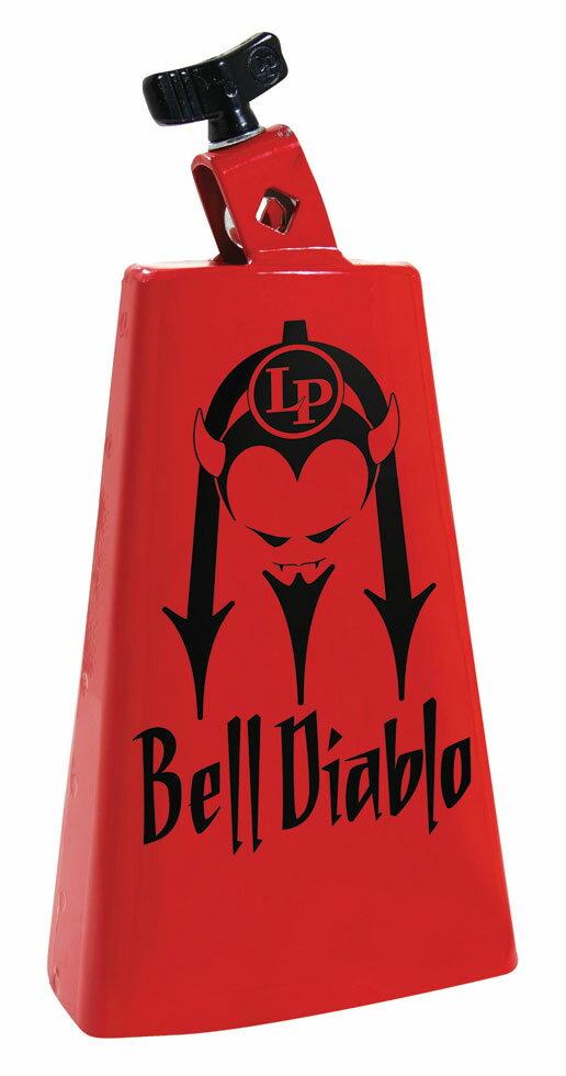 【本州・北海道送料700円】LP007-BD LP Bell Diablo Cowbell エルピー ベル ディアブロ カウベル Latin Percussion ラテンパーカッション※お取り寄せ商品
