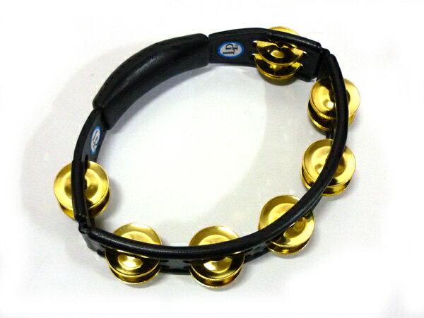 【本州・北海道送料500円】LP170 LP Cyclops Hand Held Tambourine w/ Brass Jingles, Black エルピー サイクロップス タンバリン Latin Percussion ラテンパーカッション
