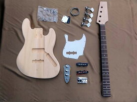 【18日までポイント10倍!】HOSCO ベースギター組立キット ER-KIT-JB ジャズベースタイプ 楽器組み立てキット ホスコ【P2】