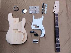 【18日までポイント10倍!】【ラッピング無料!】HOSCO ベースギター組立キット ER-KIT-PB プレシジョンベースタイプ 楽器組み立てキット ホスコ【楽ギフ_包装選択】【楽ギフ_のし宛書】【P2】