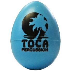 TOCA T-2106 Egg Shaker Rainbow BL T2106 Rainbow BL エッグシェイカー ブルー 1個 マラカス シェーカー Percussion パーカッション トカ【smtb-KD】【RCP】