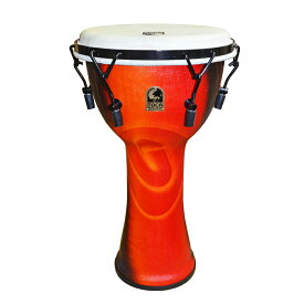 TOCA Toca Products Djembes SFDMX-10F Freestyle Mechanically Tuned Djembe 10inch, Fiesta Red ジャンベ 10インチ レッド Percussion パーカッション SFDMX10F【P2】