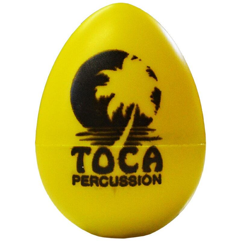 TOCA T-2106 Egg Shaker Rainbow YL T2106 Rainbow YE エッグシェイカー イエロー 1個 マラカス シェーカー Percussion パーカッション トカ【smtb-KD】【RCP】