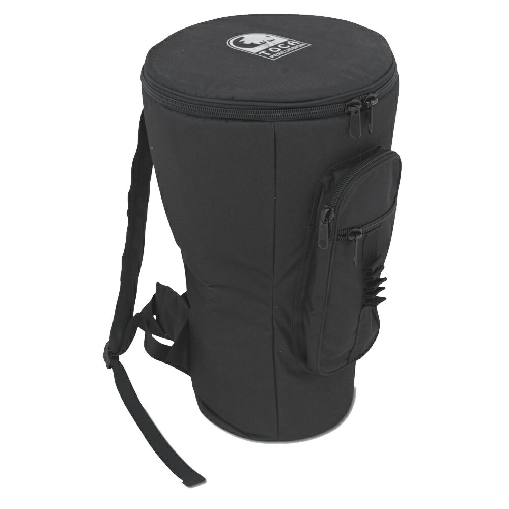 TOCA Toca Products PADDED PRO DJEMBES BAGT-DBG10 10inch Pro Djembe Bag, Black パッド入りプロジャンベバッグ 10インチ Percussion パーカッション BAGTDBG10【smtb-KD】【RCP】【P2】