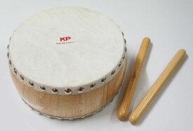 【ラッピング可】【あす楽対応】キッズパーカッション KP-390/JD/N ナチュラル きっずわだいこ 和太鼓 たいこ Kids Percussion MUSIC FOR LIVING NAKANO ナカノ 楽器玩具 知育玩具【smtb-kd】【RCP】【P5】