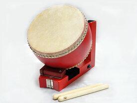 キッズパーカッション KP-1200/JD/RE レッド 本格和太鼓 わだいこスタンド付 たいこ Kids Percussion MUSIC FOR LIVING NAKANO ナカノ 楽器玩具 知育玩具【smtb-kd】【RCP】【P2】