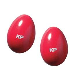 【ラッピング可】キッズパーカッション KP-90/EM/RE レッド 赤 エッグマラカス エッグシェーカー Kids Percussion MUSIC FOR LIVING NAKANO ナカノ 楽器玩具 知育玩具【smtb-KD】【RCP】