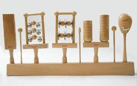 【ラッピング無料!】【おまけ付♪】リズムポコ RP-950/PS パーカッションスタンドセット Rhythm poco MUSIC FOR LIVING NAKANO ナカノ 楽器玩具 知育玩具【楽ギフ_包装選択】【楽ギフ_のし宛書】【smtb-kd】【RCP】【P2】