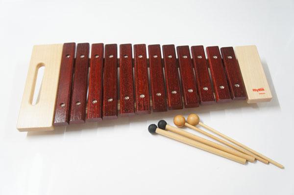 【ラッピング無料!】【おまけ付♪】リズムポコ RP-980/XY サイロフォン12音 木琴 シロホン シロフォン Rhythm poco NAKANO ナカノ 楽器玩具 知育玩具【smtb-kd】【RCP】【P2】