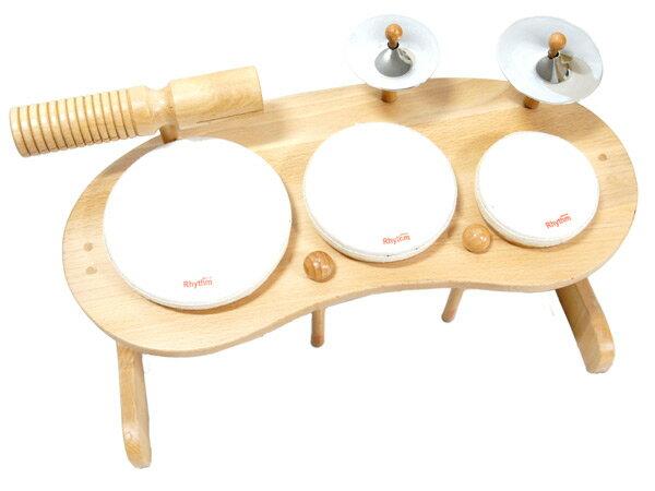 【ラッピング無料!】【おまけ付♪】リズムポコ RP-940/DS 大人気の本格派ドラムセット Rhythm poco NAKANO ナカノ 楽器玩具 知育玩具【楽ギフ_包装選択】【楽ギフ_のし宛書】【smtb-kd】【RCP】【P2】
