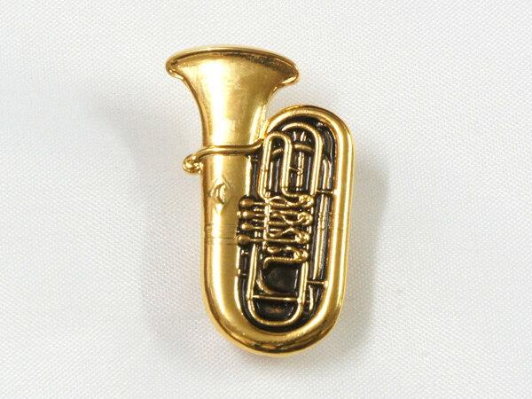 【ポスト投函】ミニチュアブローチ チューバ/ゴールド MM-80P/TU/G ナカノ NAKANO 音楽雑貨 ギフトや記念品にも PICKBOY MUSIC FOR LIVING【smtb-kd】【RCP】【P2】