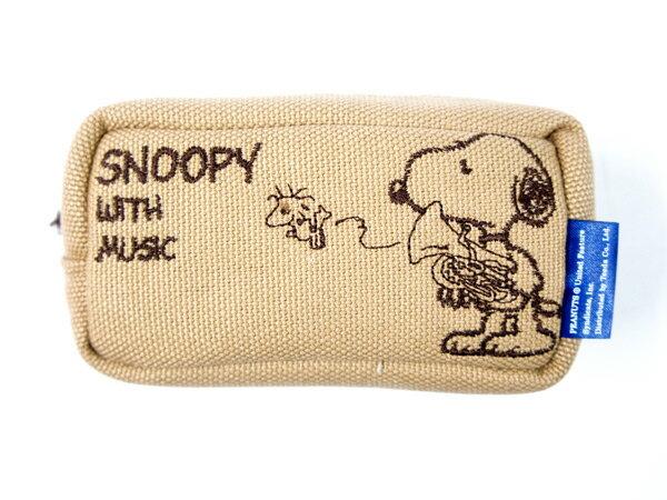 【ポスト投函】SNOOPY with Music SMP-EPBG ユーフォニアム マウスピースポーチ スヌーピーバンドコレクション/SNOOPY BAND COLLECTION【smtb-KD】【RCP】【P2】
