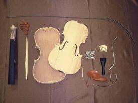 HOSCO ヴァイオリン組立キット V-KIT-1 バイオリン 楽器組み立てキット ホスコ【P2】
