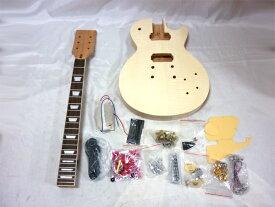 【ラッピング無料!】HOSCO エレキギター組立キット ER-KIT-LP レスポールタイプ 楽器組み立てキット ホスコ【楽ギフ_包装選択】【楽ギフ_のし宛書】【P2】