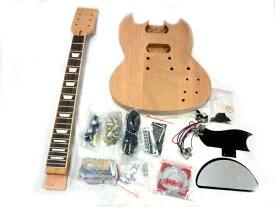 【ラッピング無料!】HOSCO エレキギター組立キット ER-KIT-SG SGタイプ 楽器組み立てキット ホスコ【楽ギフ_包装選択】【楽ギフ_のし宛書】【P2】