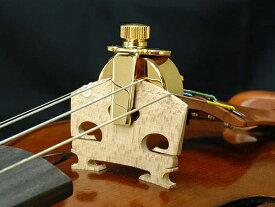 【18日までポイント10倍!】My Mute MM-V マイミュート バイオリン用 弦楽器用消音器【P5】
