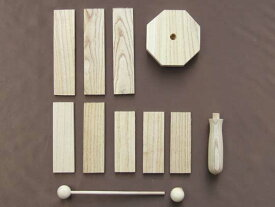 HOSCO カラカラキット組立キット SX-KIT-1 楽器組み立てキット ホスコ【P2】