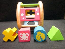 【ラッピング無料!】Edute Baby&Kids KOROKOROパズル(コロコロパズル) LA-001 木製のやさしいおもちゃ♪知育玩具・知育楽器です♪ エデュテ ベビー アンド キッズ【楽ギフ_包装選択】【楽ギフ_のし宛書】【smtb-KD】【RCP】