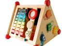 【ラッピング無料!】【あす楽対応】I'm TOY 指先レッスンBOX(指先レッスンボックス)  IM-22052 木製のやさしいおもちゃ♪知育玩具・知育楽器です...